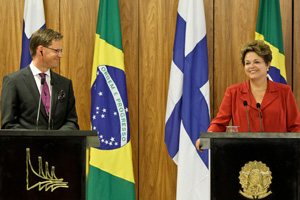 Finnish policy, education, research and business delegation visit to Brazil - Day 1 and Day 2 conclusions
